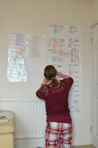 Planning Wall 2